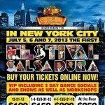 NYC Salsa Dura Festival 2020