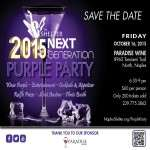 NextGen Purple Party 2017