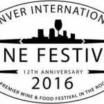 Denver International Wine Festival 2019