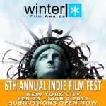 Winter Film Awards Indie Film Festival 2017