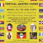 2019 2nd Annual FESTIVAL GASTRO CARIBE 2019