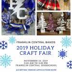 2019 FC Bands Holiday Craft Fair 2019