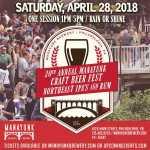 20th Annual Manayunk Craft Beer and Rum Festival 2018