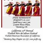 20th Annual Turkish Arts&Culture Festival 2019