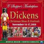 38th Annual Dicken's Christmas Show And Festivals 2019