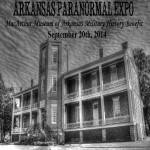 Arkansas Paranormal Expo 2020