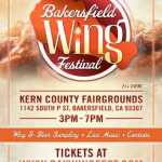 4th Annual Bakersfield Wing Festival 2020