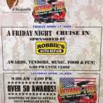 4th Annual Veterans with PTSD Benefit Car, Truck & Motorcycle 2020