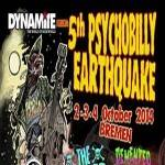 Psychobilly Earthquake 2018