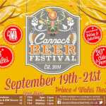 6th Cannock Chase CAMRA Real Ale & Cider Frstival 2021