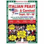 Italian Feast & Carnival 2020