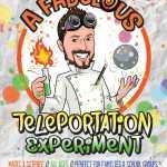 A Fabulous Teleportation Experiment -Adelaide Fringe 2018