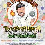 A Fabulous Teleportation Experiment-Fringe World 2019