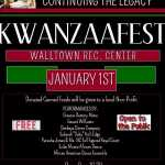"AADE KwanzaaFest ""Continuing the Legacy"" 2020"