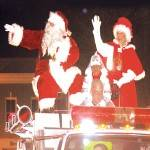 Abbeville City Christmas Parade 2018