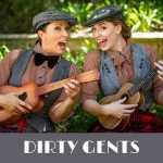Anatomically Incorrect Gentlemen: Dirty Gents  Presented by Jessie Gordon 2020
