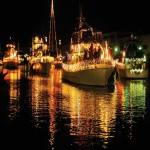 Annual Lighted Boat Parade 2018