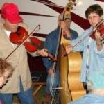 Arbuckle Mountain Fall Bluegrass Jam 2020