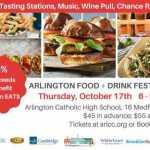 Arlington Food Drink Festival 2021