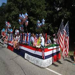 Arnold Mills July 4th Parade 2021