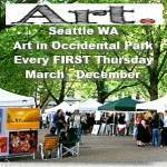 Art in the ParkMarch 2022