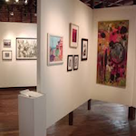 Art on Paper National Open Juried Exhibition 2018