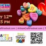 Artisan Craft Festival Las Vegas Valentines Shopping and Craft Extravaganza 2020