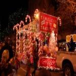 Athens Christmas Parade 2018