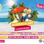 Australia Day in Redcliffe 2017