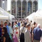 Autumn Crafts Festival at Lincoln Center 2021