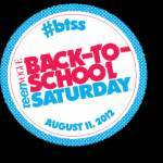 Back to School Outlet Event 2020