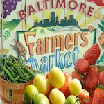 Baltimore Farmers' Market 2017