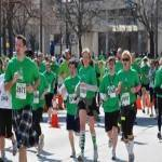 Baltimore Saint Patrick Parade and Shamrock 5k Race 2017