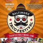 Baltimore Taco Festival 2020