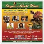 Bayfront Reggae and World Music Festival 2020