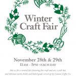 Beehive Winter Craft Fair 2017