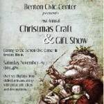Benton Civic Center Holiday Gift and Craft Show 2019