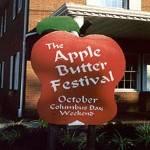Berkeley Springs Apple Butter Festival 2020