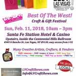 Best of the West Craft & Gift Festival at Santa Fe Station 2020