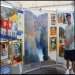 Bethany Beach Boardwalk Art Festival 2019