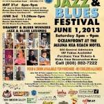 Big Island Jazz & Blues Festival 2018