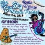 BIG SKY RHYTHM AND BLUES MUSIC FESTIVAL 2017