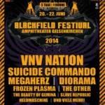 Blackfield Festival 2017