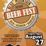 Blue Mountain Resort Beer Fest 2020