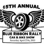 Blue Ribbon Rally Car and Bike Show 2020