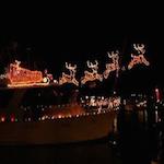 Boat Light Parade 2019