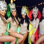 Brazilian Carnaval with Neguinho da Beija Flor 2018