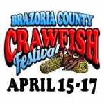 Brazoria County Crawfish Festival 2019