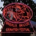 Breaux Bridge Crawfish Festival 2018
