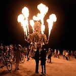 Burning Man Festival 2020